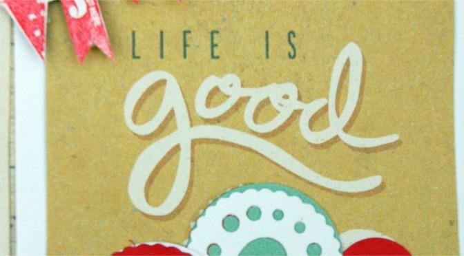la vida es buena_w